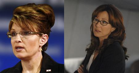 Sarah Palin is Laura Roslin