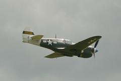 Curtiss P-40N Kittyhawk (joseluiscel (Aviapics)) Tags: duxford propeller warbird flyinglegends