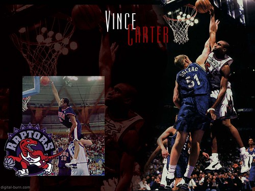 vince carter wallpapers. vince carter wallpaper dunk. vince carter dunk over m.
