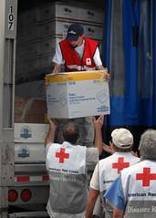 Hurricane Gustav - Westwego, Louisiana 09.04.2008