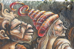 KL1_4325 (kirstography) Tags: beach painting graffiti women artist faces graffitipit venicebeachcalifornia marioe veniceartwalls graffitiwalls kirstography wwwterribilitacom