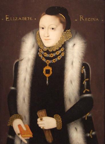 queen elizabeth 1st portrait. Queen Elizabeth I Portrait