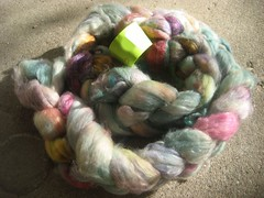 wool/seacell 70/30 blend