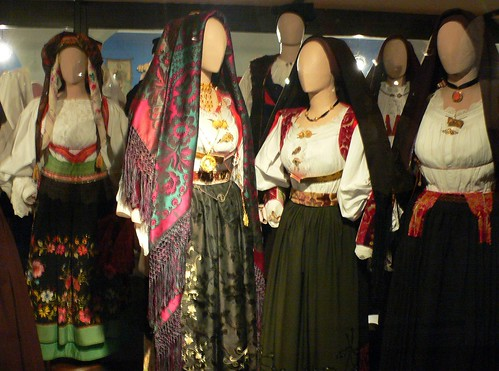 Museum of Costume at Nuoro