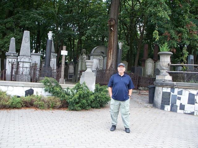 Warsaw - Jewish Cemetary
