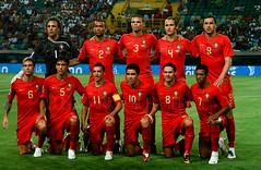 Portugal - Dinamarca por Mario Guilherme