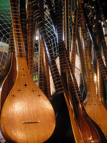 Traditional Persian Instruments