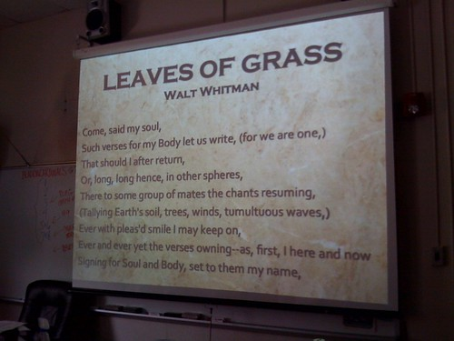 Leaves of Grass \