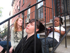 Tenderheaded (Jimmy Legs) Tags: brooklyn stoop kayla bushwick blockparty eldert sobu