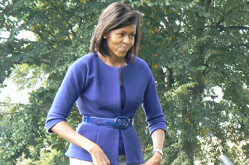 Michelle Obama Rally