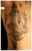 doobie ganesh graphictribe.com/tattoos/