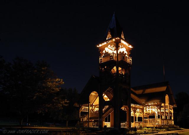 Pottawatomie Park Pavilion