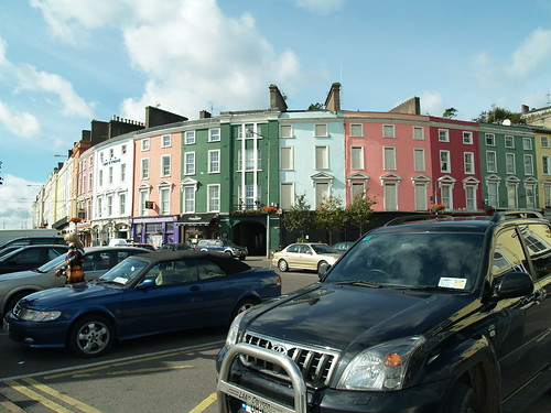 "Downtown Cobh • <a style=""font-size:0.8em;"" href=""http://www.flickr.com/photos/75673891@N00/2911670779/"" target=""_blank"">View on Flickr</a>"