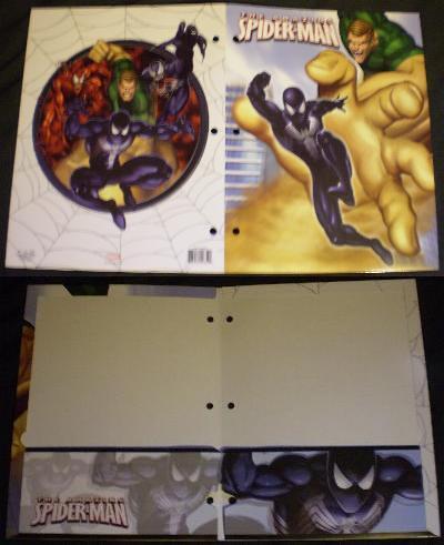 Spider-Man folder #3