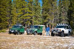Halfmoon Creek Camping Trip - October 2008