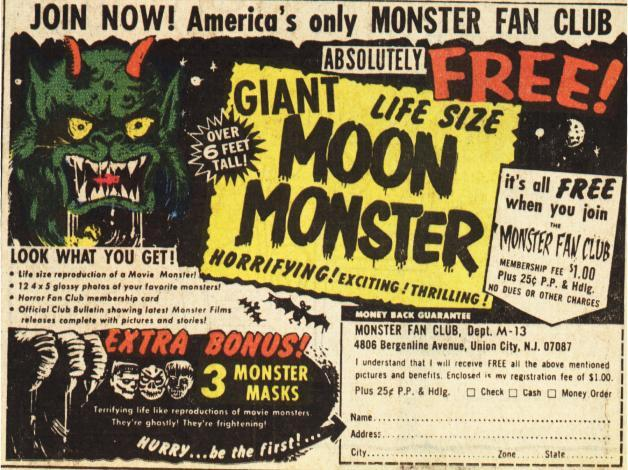 Moon Monster