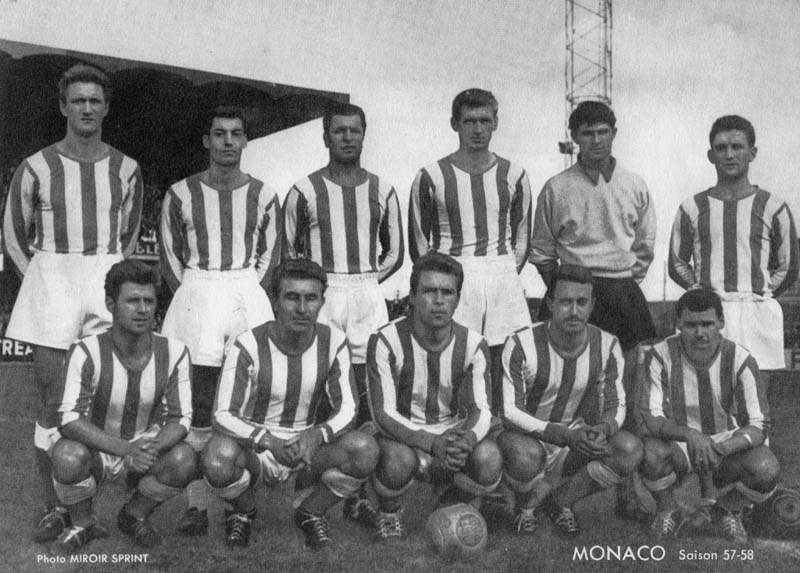 monaco 1957-58