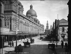 York Street by Victoria Markets