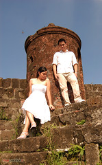 denzjeeprenup026 (myecreationz) Tags: shoot dennis marjorie intramuros denz prenup prenuptial balwarte jeeann myecreationz