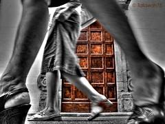 step-sisters (tallawah75) Tags: bw feet cutout women shoes legs steps cruzadas challengeyouwinner abigfave ltytrx5 ltytr2 ltytr1 ltytr3 ltytr4 a3b