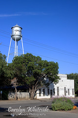 Gruene Hall/Water Tower