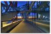 Cutting Edge Architecture, Made in Finland (DanielKHC) Tags: sunset urban architecture interestingness helsinki nikon bravo explore ruoholahti hdr htc d300 photomatix tonemapped interestingness101 hightechcenter 7exp danielcheong danielkhc tokina1116mmf28 explore29oct08
