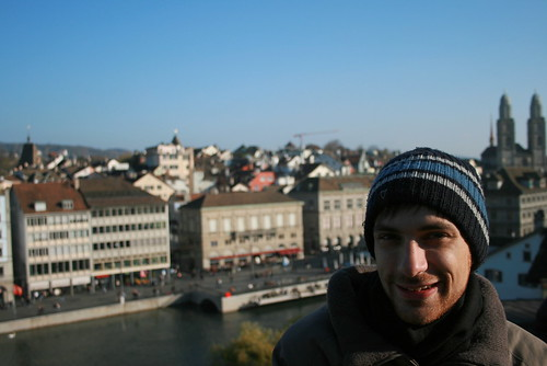 Seth in Zurich