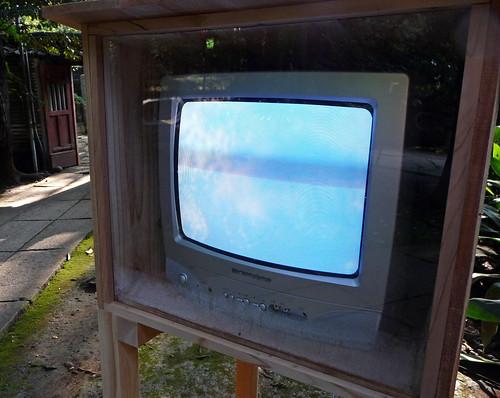 """SKY TV for Hikawa Jinja"" by Yoko Ono - 13"