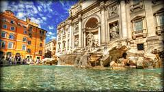 la fontana (Seracat) Tags: italy rome roma italia fuente trevi font hr fontana italie myfavs sonya100 abigfave aplusphoto seracat leuropepittoresque
