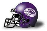OBU Football Helmet