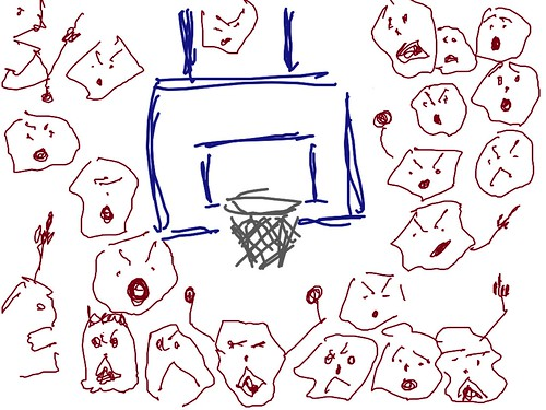 Rotten Basketball Karma