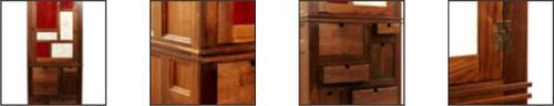 ABC Squares Cabinet