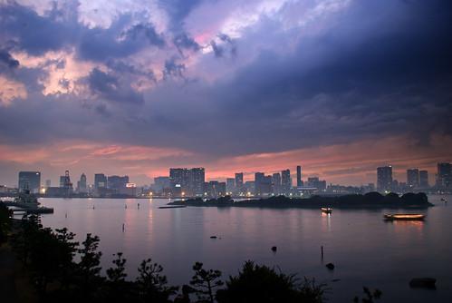 Odaiba Sunset 10