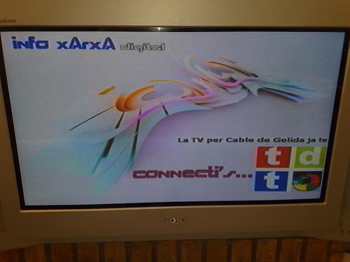 La TV per Cable de Gelida ja té TDT