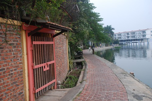 Nghi Tam village - West Lake
