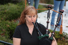 Nancy Davis (jayinvienna) Tags: piper bagpipes nancydavis hemingbough