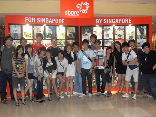 OMY.sg SDC outing