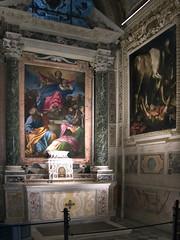 S.M. del Popolo niche