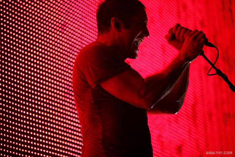 Trent Reznor - Flickr Oficial Nine Inch Nails