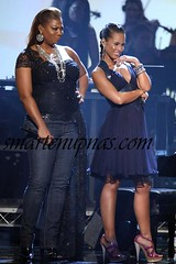 queen latifah & alicia keys