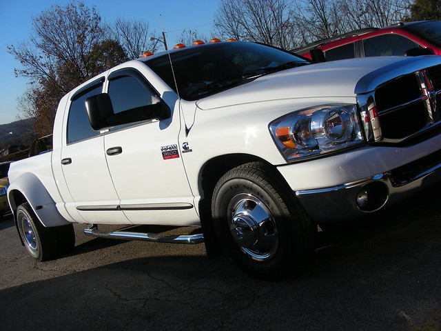 truck pickup mo missouri dodge ram branson 3500 dually