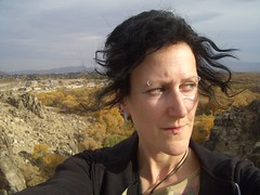 Me on top of The Rocks in Victorville