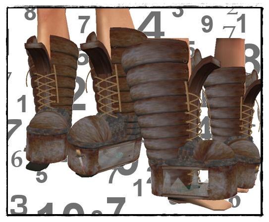 rockers wear neko boots
