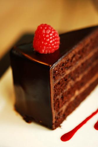 The chocolate Tarte - DSC_7543