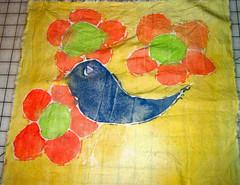 bird by moi
