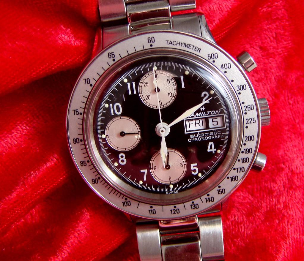 Hamilton Swiss Automatic Chronograph