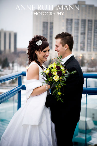 Jennifer & Justin's Winnipeg Wedding