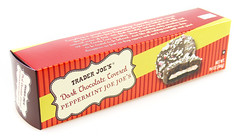 Trader Joe's Dark Chocolate Covered Peppermint Joe Joe's