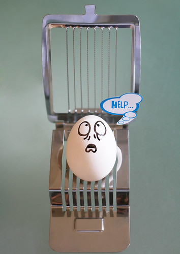 Eggbert is in Trouble...