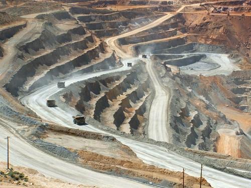 Robinson Tripp-Veteran Copper Mine